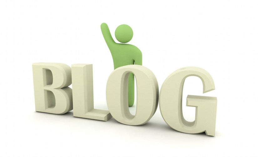 how to write your own blog