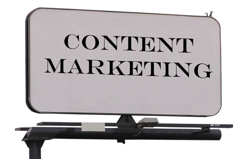 Content Marketing Part 1: What is it?