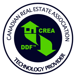 Certified CREA DDF real estate website design