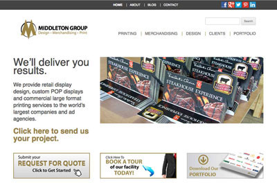 Middleton Group Merchandising