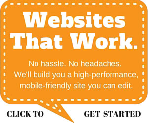 WordPress Website Design That Works CTA