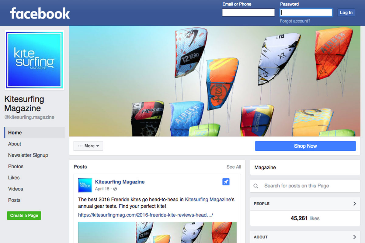 kitesurfing-magazine-facebook-page