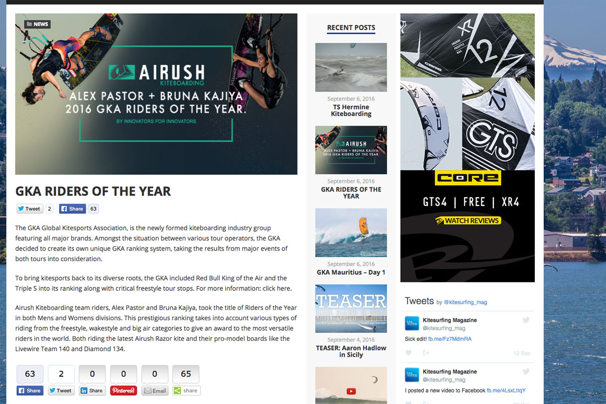 kitesurfing-magazine-homepage