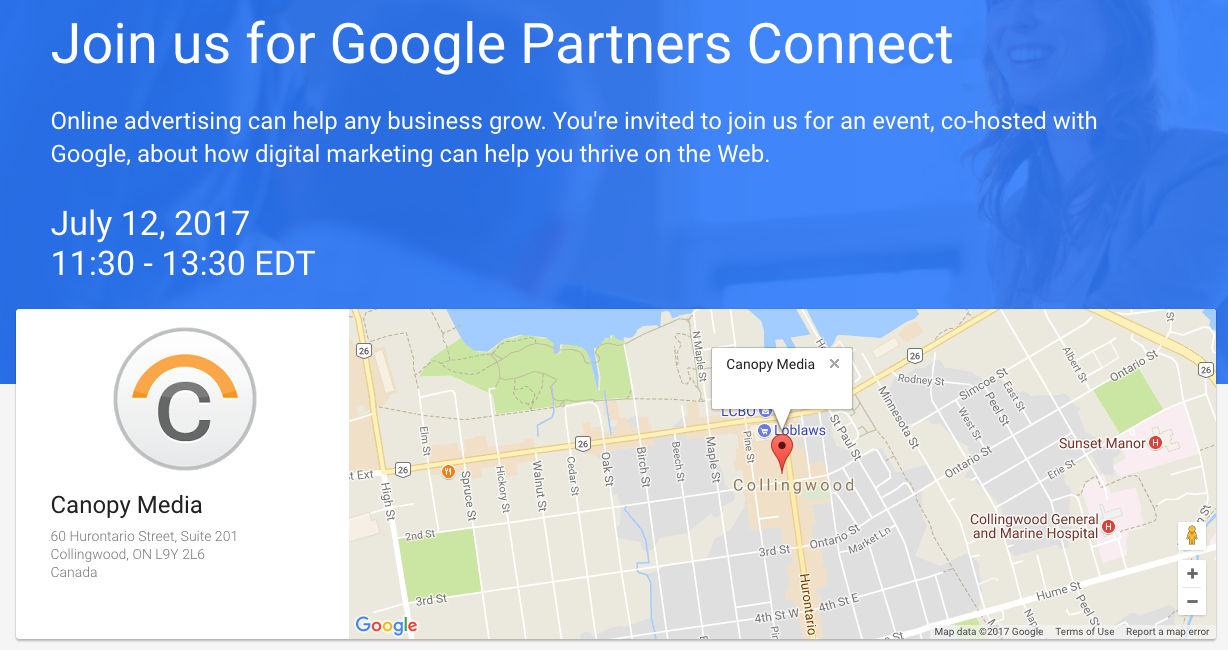 Join Us & Google July 12 – Grow Your Business With YouTube