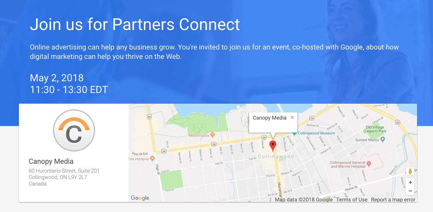 Join Us & Google May 2 – Understanding Local Search And How It Impacts Your Business