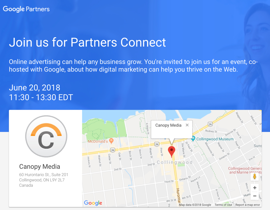Join Us & Google June 20 – Retail