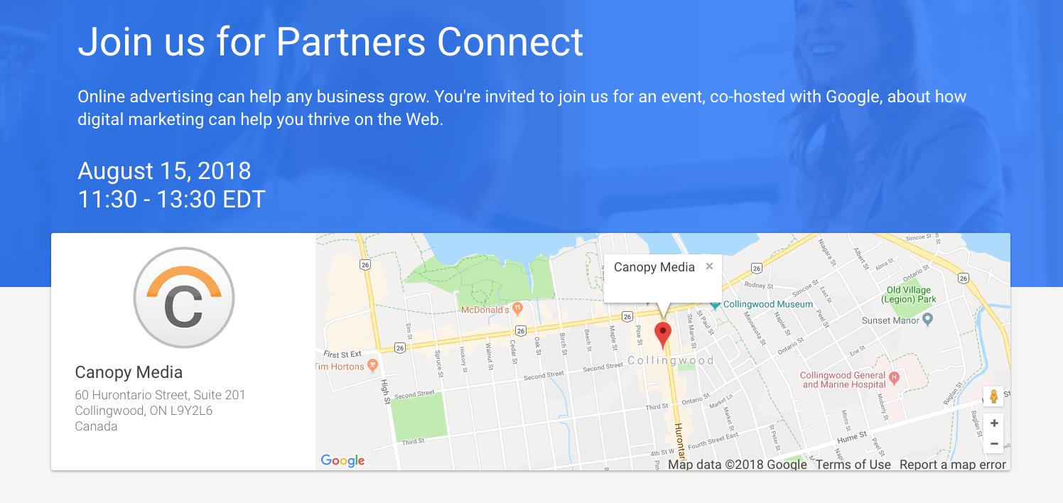 Join Us & Google August 15 – Automotive