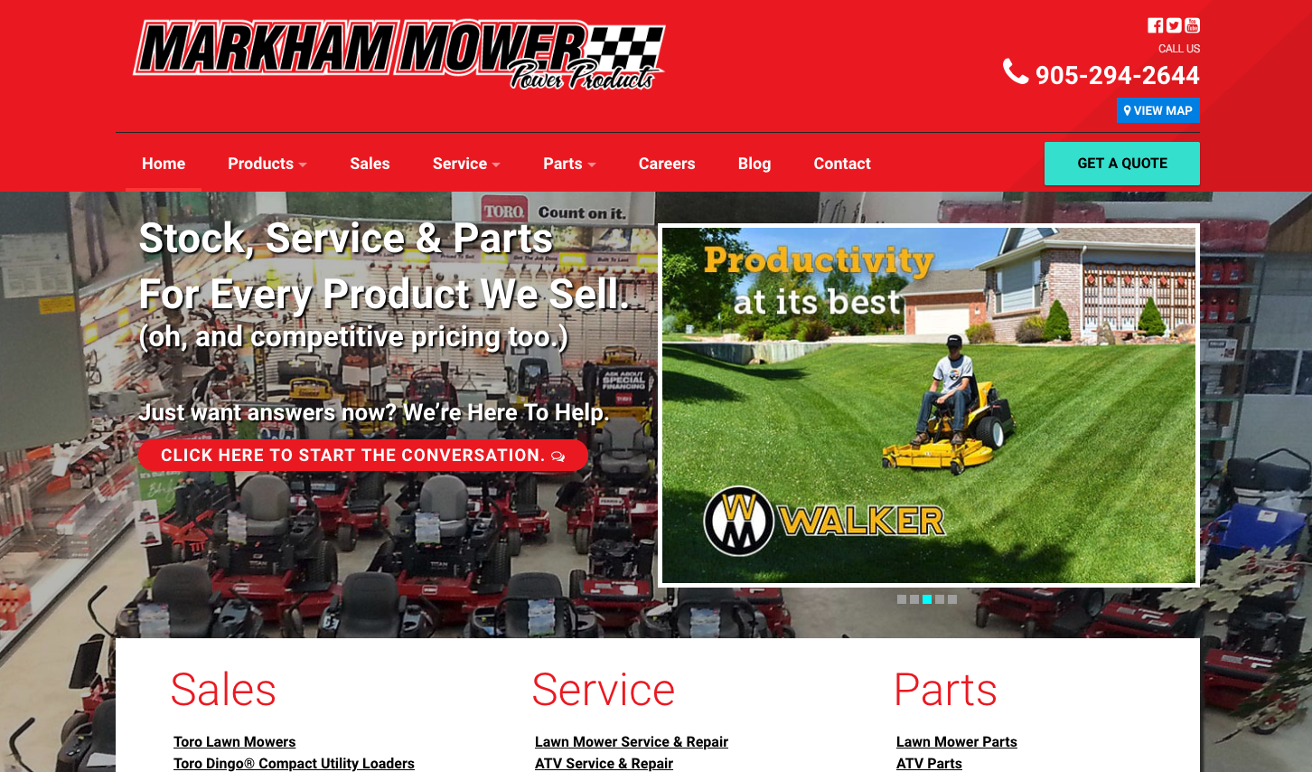 Markham-Mower-Power-Products