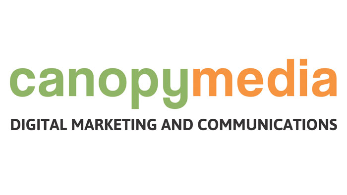 Digital Marketing Logo for Canopy Media Digital Marketing Services