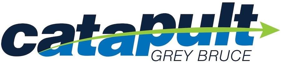 catapult grey bruce logo